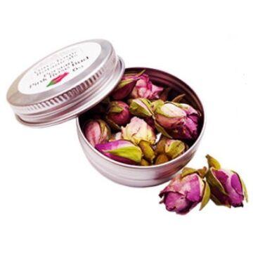 Koktél fűszer mini fém tégelyben pink perzsa rózsa bimbó 6gr