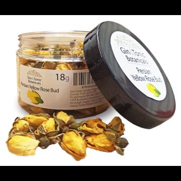 Koktél fűszer közepes tégelyben Sárga Perzsa Rózsa Bimbó 18 gr