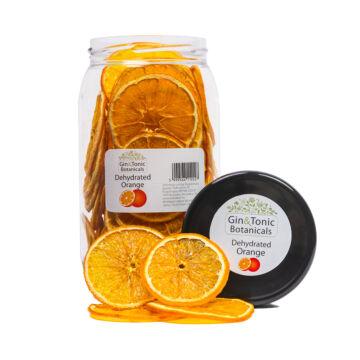 Koktél fűszer nagy Gasztró tégelyben Szárított narancs 120 gr