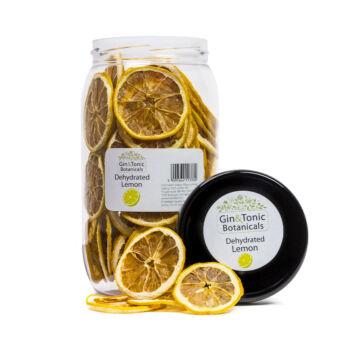Koktél fűszer nagy Gasztró tégelyben Szárított citrom karikák 105 gr