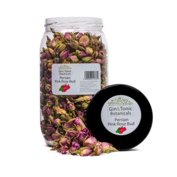 Koktél fűszer nagy Gasztró tégelyben Pink Perzsa Rózsa Bimbó 155 gr