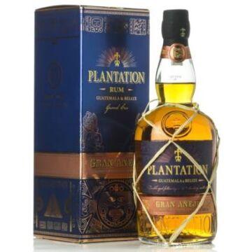 Plantation Gran Anejo Guatemala and Bélize rum 0,7L 42%