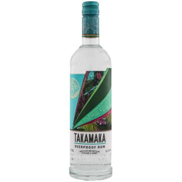 Takamaka Overproof White rum 69% 0,7