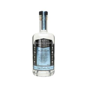Elements eight Platinum Rum 40% 0,7