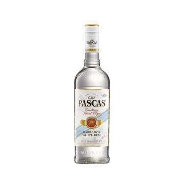 Old Pascas White rum 37,5% 0,7