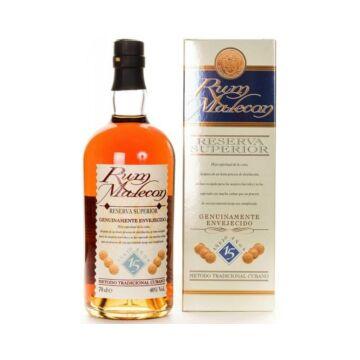 Malecon 15 éves Panamai rum 40% pdd.0,7