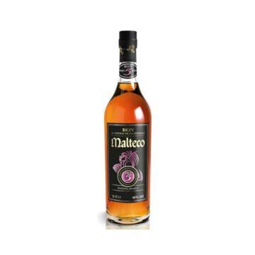 Malteco 5 éves rum 0,7 40%