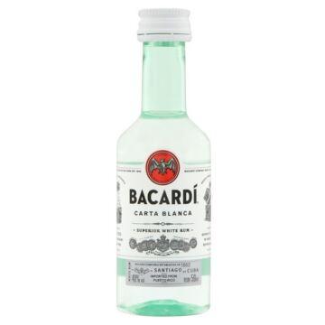 Bacardi superior mini 0,05L 40%