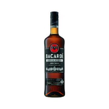 Bacardi Carta Negra Black rum 0,7L 40%