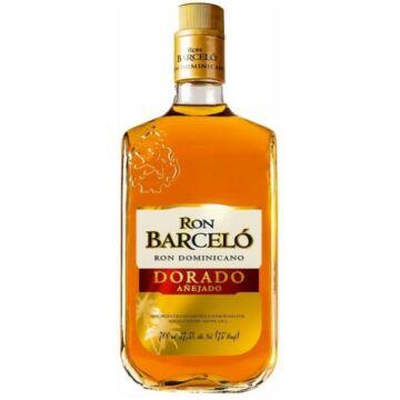 Barcelo Dorado rum 0,7L 37,5%