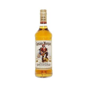 Captain Morgan Spiced Gold rum 0,7L 35%