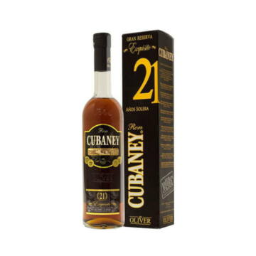 Cubaney Exquisito 21 years rum dd. 0,7L 38%