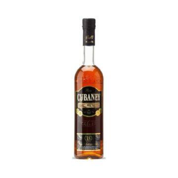Cubaney Selecto rum 18 years 0,7L 38%