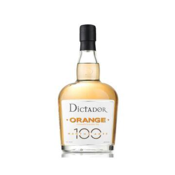 Dictador Orange 100 Months rum 0,7L 40%