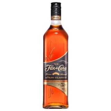 Flor de Cana Clasico 5 years rum 0,7L 40%