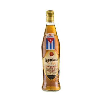 Legendario rum Dorado 0,7L 38%