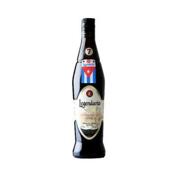 Legendario rum Elixir de Cuba 0,7L 34%
