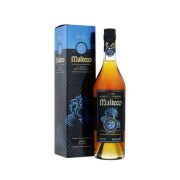 Malteco 10 éves rum 0,7L 40,5%
