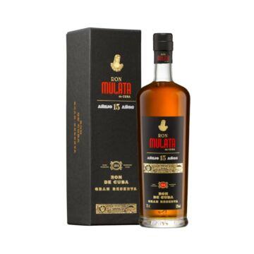 Mulata 15 years Gran Reserva rum dd. 0,7L 38%