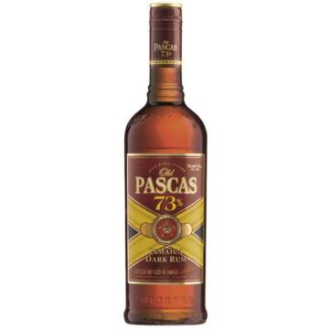 Old Pascas 73 Very Old Rum 73% 0,7
