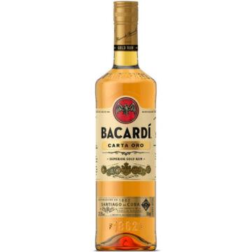 Bacardi Carta Oro (Gold) 0,7 40%
