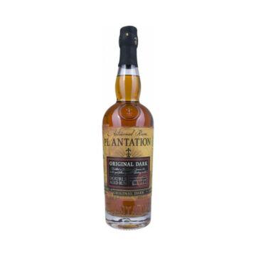 Plantation Original Double Aged Dark rum 0,7L 40%