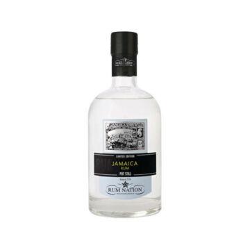 Rum Nation Jamaica White Pot Still rum 0,7L 57%