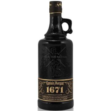 Captain Morgan 1671 Limited Edition rum 0,7L 35%