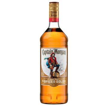 Captain Morgan Spiced Gold rum 1L 35%