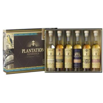 Rum Plantation Experience Pack 6*0,1L 41,03%