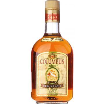Columbus 7 anejo 0,7L 37,5%