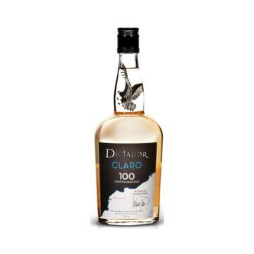Dictador 8 years Claro (100 Months) rum 0,7L 40%