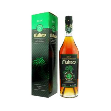 Malteco 15 éves rum 0,7L 41,5% pdd.