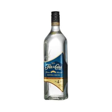 Flor de Cana Extra Dry 4 years rum 0,7L 40%
