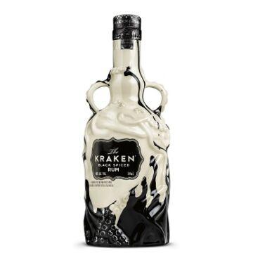 Kraken Black Spiced Ceramic fehér/fekete 40% 0,7
