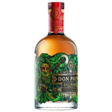 Don Papa Masskara rum 0,7 40%