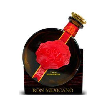 Prohibido 22 Reserve Rum fa állvánnyal 0,7 40%