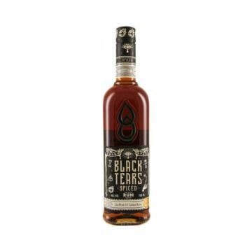 Black Tears Cuban Dry Spiced rum 40% 0,7L