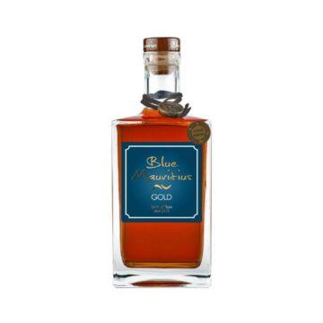Blue Mauritius Gold rum 40% 0,7L