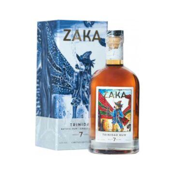 Zaka Trinidad rum 42% 0,7L