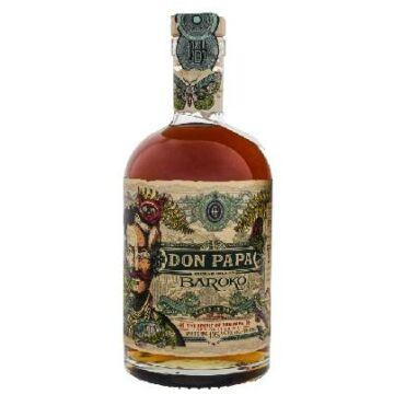 Don Papa Baroko rum 0,7 40%
