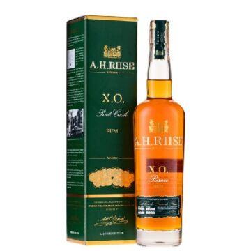 A.H. Riise XO Port Cask Rum 0,7 45% pdd.