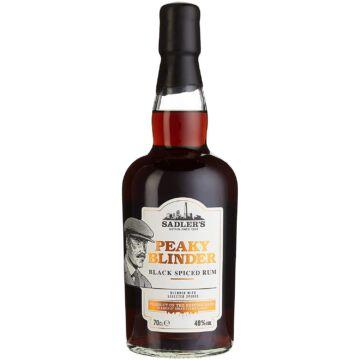 Peaky Blinder Black Spiced Rum 40% 0,7