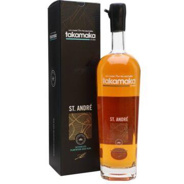 Takamaka St. Andre 8 years Rum 1,0L 40% pdd.
