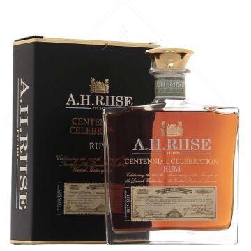 A.H. Riise Centennial Celebration Rum 45% pdd. 0,7