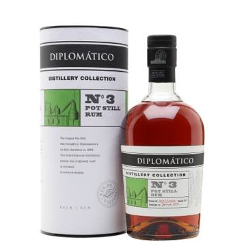 Diplomatico No3 Pot Still, Distillery Collection 47% dd.