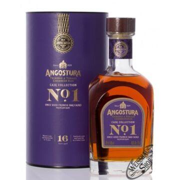 Angostura No.1. 16 years 0,7 40% dd. Trinidad & Tobago