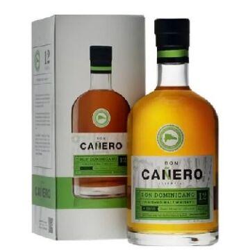 Canero Dominicano 12 Solera Malt Whisky Finish rum 43% pdd.0,7