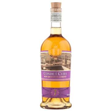 Conde de Cuba 7 éves rum 38% 0,7
