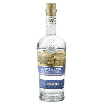 Conde de Cuba Silver Dry rum 38% 0,7